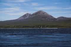 The Paps of Jura Stock Image