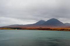 Paps of Jura Royalty Free Stock Images