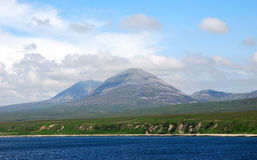 Paps of Jura. Stock Photo