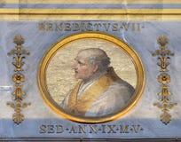 Papst Benedikt VII Lizenzfreie Stockbilder