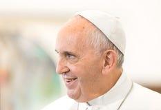 Papst Francis Lizenzfreie Stockfotos