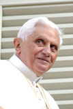 Papst Joseph Benedict XVI Lizenzfreies Stockbild
