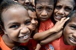 Papua Faces Stock Photos