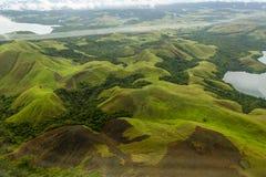 Papua, Jayapura Sentani See stockfotografie