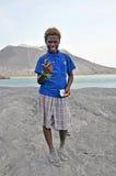 PAPUA-NEU-GUINEA LEUTE Lizenzfreie Stockbilder