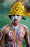 Papua Young Man Royalty Free Stock Image