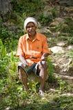 Papuaski mężczyzna Fotografia Stock