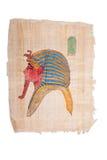 Papurus Ägypter Stockfotos
