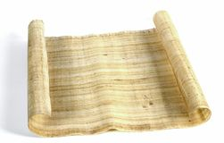 Papyrus égyptien Images stock