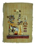 papyrus картины Стоковое Изображение