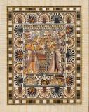 Papyrus Royalty Free Stock Photos