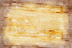 Papyrus. An Old Papyrus from egypt. Can be used as a background Royalty Free Stock Image