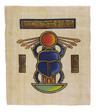 papyrus Imagens de Stock Royalty Free