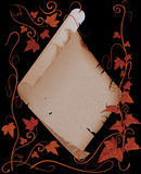 Papyrus illustration libre de droits