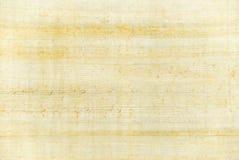 papyrus de fond Photo libre de droits