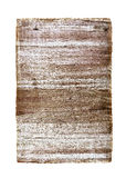 Papyrus paper texture Royalty Free Stock Image