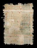 Papyrusbeschaffenheit Stockbild