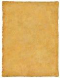 papyrusparchmentvellängpapper Royaltyfri Fotografi