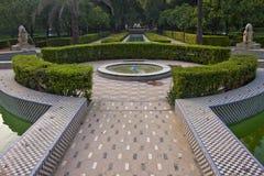 Paque Maria Luisa park zdjęcie royalty free