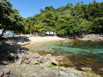 Paquetà ¡海岛- Angra dos Reis 免版税库存图片