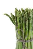 Paquet d'asperge verte Photographie stock libre de droits