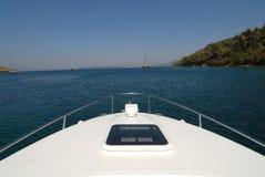 paquet de bateau Photo stock
