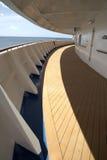 Paquet de bateau de croisière Photo libre de droits