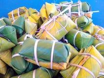 Paquet de bouillie de maïs Image stock