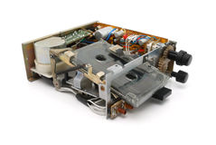 Paquet de cassette sonore Image stock
