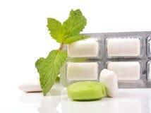 Paquet de chewing-gum image stock