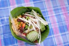 Paquet de nourriture Photographie stock libre de droits