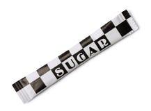 Paquet de sucre Image libre de droits