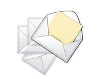 Paquet envelope_2 Images libres de droits