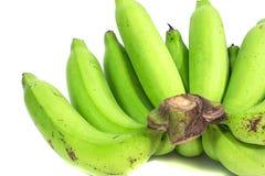 Paquet vert de banane Photos libres de droits