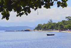 Paqueta Island Royalty Free Stock Image