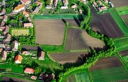 Paquete agrícola Fotos de archivo libres de regalías