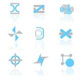 Paquete de la insignia libre illustration