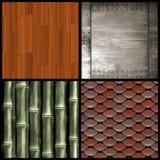 Paquete de la variedad de la textura Imagen de archivo
