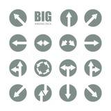 Paquete de las flechas Imagen de archivo libre de regalías