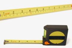 Paquete de medición del doble de la cinta Fotografía de archivo libre de regalías