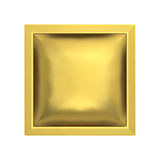 Paquete de oro del bolso de la bolsita libre illustration