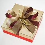 Paquete del día de fiesta Fotografía de archivo libre de regalías