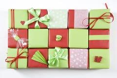 Paquete del regalo fotografía de archivo libre de regalías