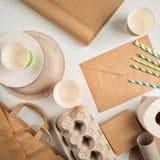 Paquete disponible consumidor de las mercancías foto de archivo
