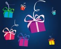 Paquetes Foto de archivo libre de regalías