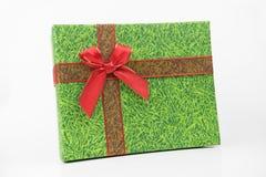 Paquetes coloridos del regalo, Año Nuevo, día del ` s de la tarjeta del día de San Valentín fotos de archivo