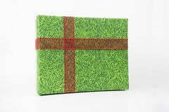 Paquetes coloridos del regalo, Año Nuevo, día del ` s de la tarjeta del día de San Valentín fotografía de archivo