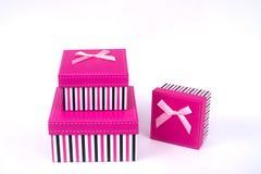 Paquets de cadeau pour des occasions spéciales Photos stock