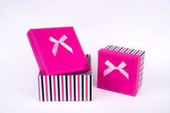 Paquets de cadeau pour des occasions spéciales Images stock