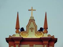 Parà ³quia Divino Espirito Santo Royaltyfri Bild